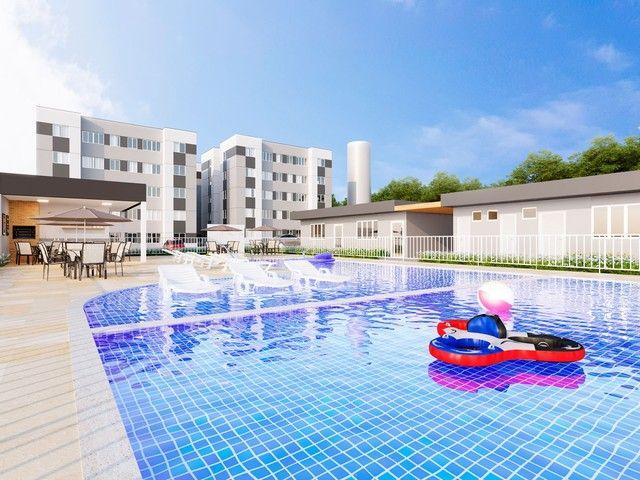 Apartamento para venda com 41 metros quadrados com 2 quartos em Flores - Manaus - AM - Foto 4