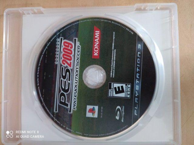 Jogo PS3 PES2009 - Foto 2