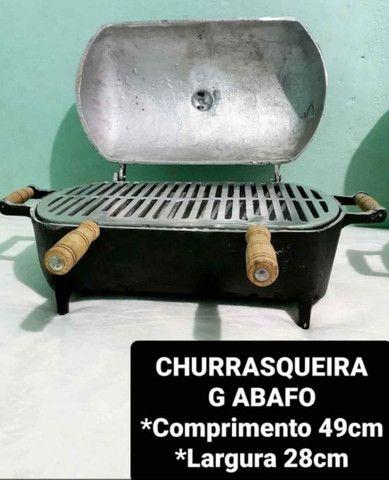 CHURRASQUEIRA ABAFO ( P & G) - Foto 2