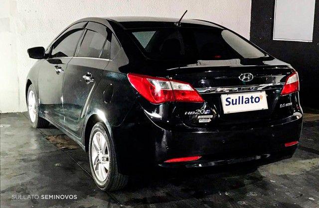 Hyundai HB20S 2015 Premium 1.6 Automático - Foto 4