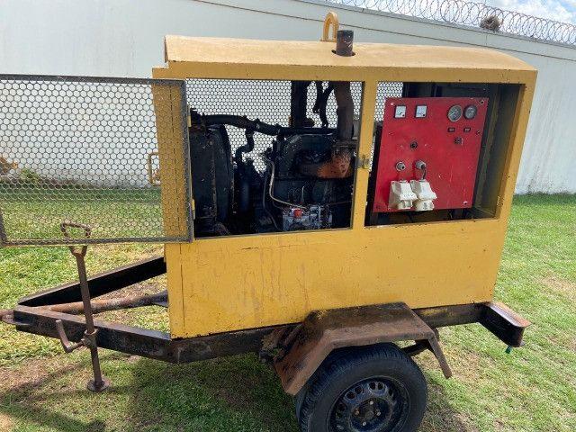 Gerador diesel Trifásico - Foto 5