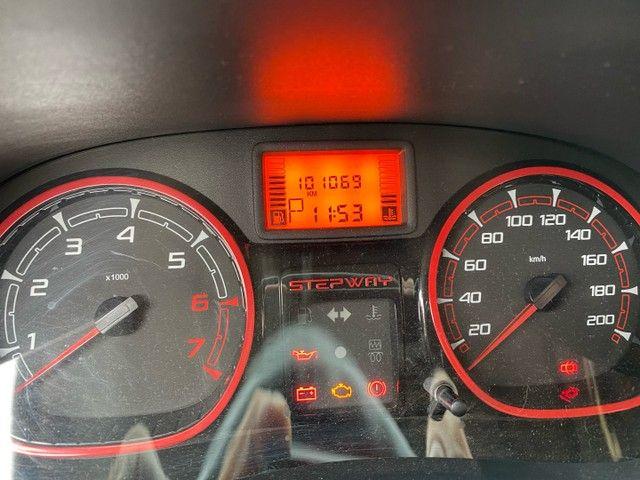 Renault Sandero Stepway 1.6 16v automático 2013/2013 branco - Foto 7