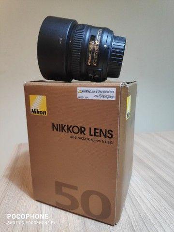 Lente Nikon 50 mm - Foto 2