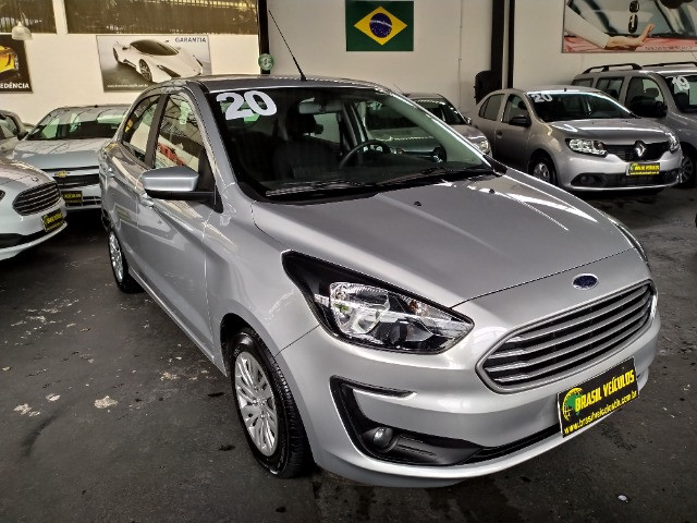 Ford KA Sedan  Flex 2020 Completo ( Aceitamos troca e financiamos )