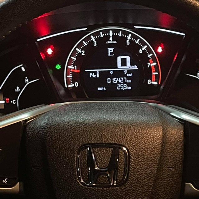 Honda Civic Sport 2.0 Aut. 2019 - Apenas 15.400 km - Foto 6