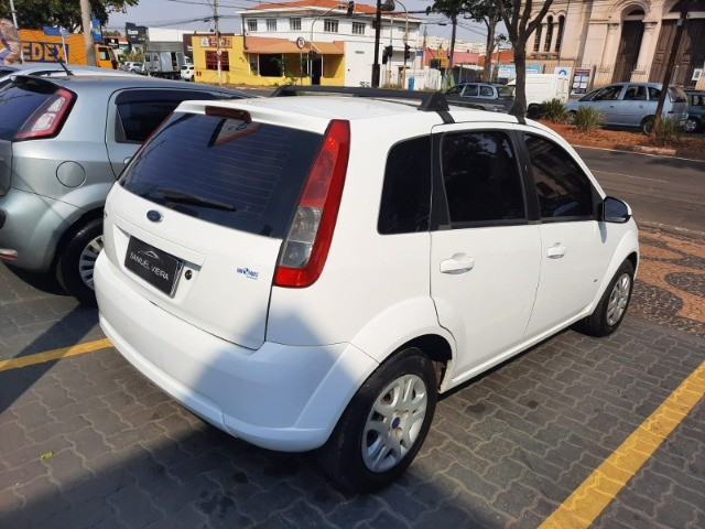 Fiesta SE 1.0 Flex Completo, Impecável, Completo - 2014 - Foto 5