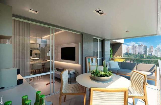 Apartamento 2/4 com suíte e varanda, no Caminho das Árvores - Seven Garden! - Foto 2