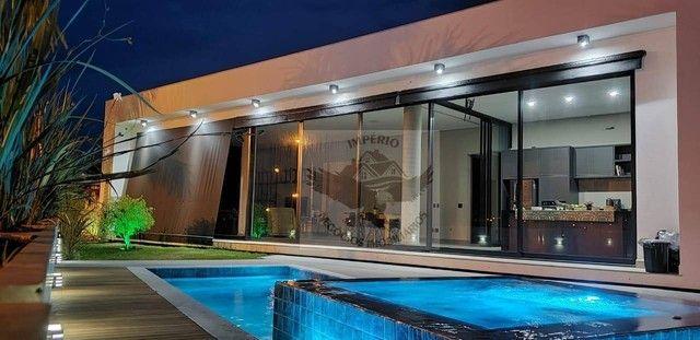 Casa térrea em condomínio de alto padrão Alphaville IV - Foto 15