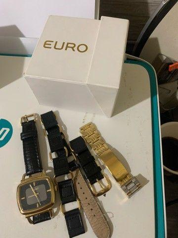 Vendo relógios euro originais  - Foto 2