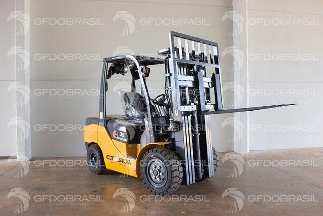 Empilhadeira Goodsense Diesel | 3.5Ton | Nova - Foto 3