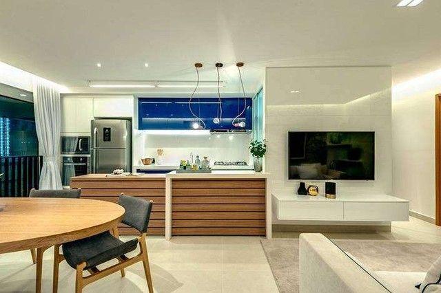 Hit Marista - Apartamento de 116m², com 2 à 3 Dorm - Setor Marista - GO - Foto 8