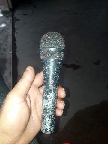 Microfone profissional  - Foto 3