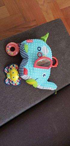 Elefante de atividades Fisher Price - Foto 3