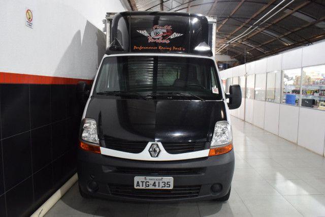 renault master 2.5 caminhão LOJA com apenas 12.000 km ano 2010 - Foto 2
