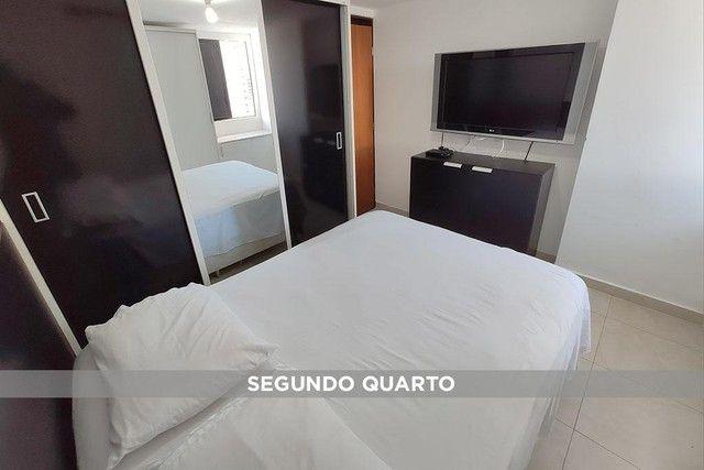 Apartamento com 2 dormitórios à venda, 65 m² por R$ 320.000,00 - Cabo Branco - João Pessoa - Foto 7