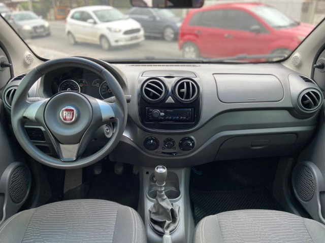 Fiat Palio Attractive 1.4 Flex 2012. Aceito Troca - Foto 14