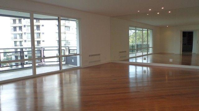 Apartamento para alugar com 4 dormitórios em Alto da boa vista, São paulo cod:REO280026 - Foto 2