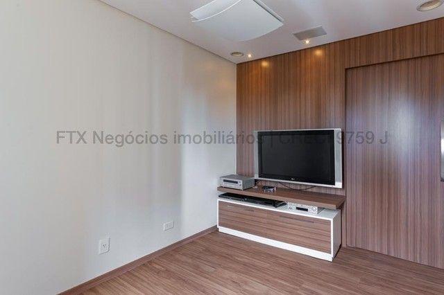 Apartamento impecável, todo decorado e mobiliado - Centro - Foto 11
