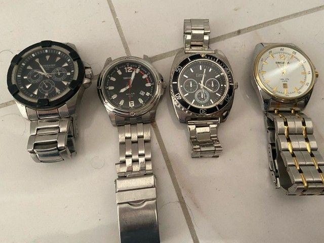 Relógios Seculus / Technos Legacy e outros modelos  - Foto 3
