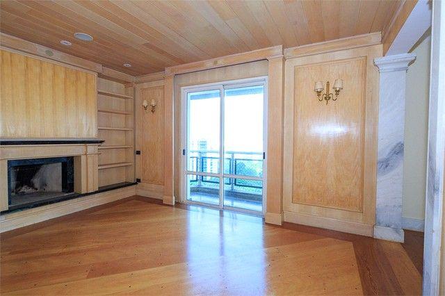 Apartamento para alugar com 4 dormitórios em Alto da boa vista, São paulo cod:REO394791 - Foto 9