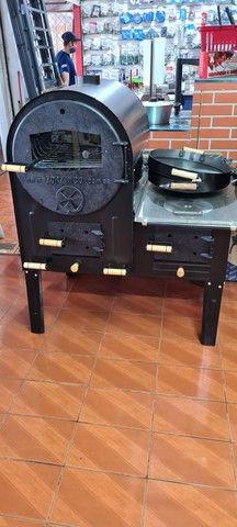 Fogão forno