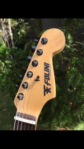 Guitarra Jazzmaster Luthier - Foto 3