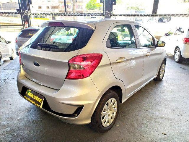 Ford KA 1.0 Flex 2020 ( Aceitamos troca e financiamos ) - Foto 10