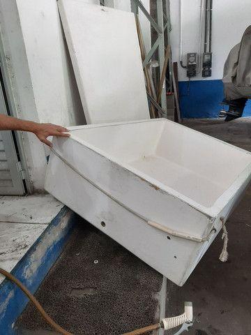 Caixa térmica 460 litros para uso em carroceria caminhonetes  - Foto 2