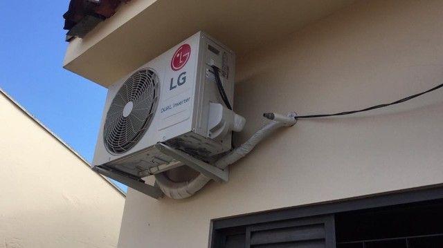 Ar Condicionado Inverter LG 9000btu 220v - Foto 3