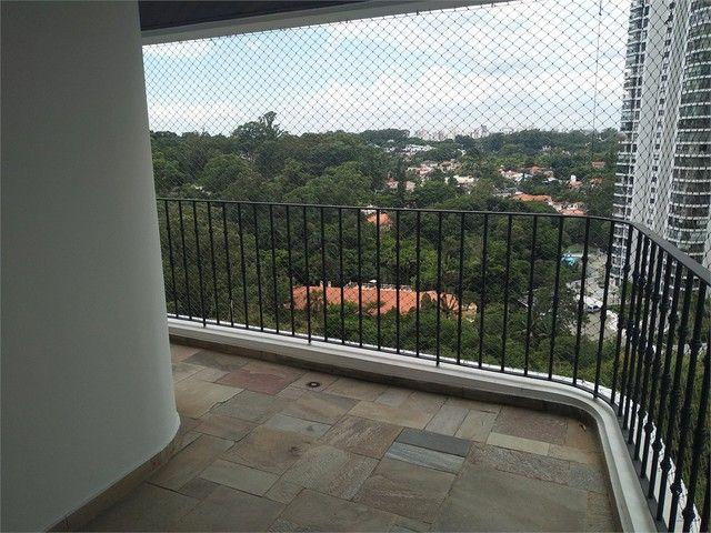 Apartamento para alugar com 4 dormitórios em Alto da boa vista, São paulo cod:REO11488 - Foto 6