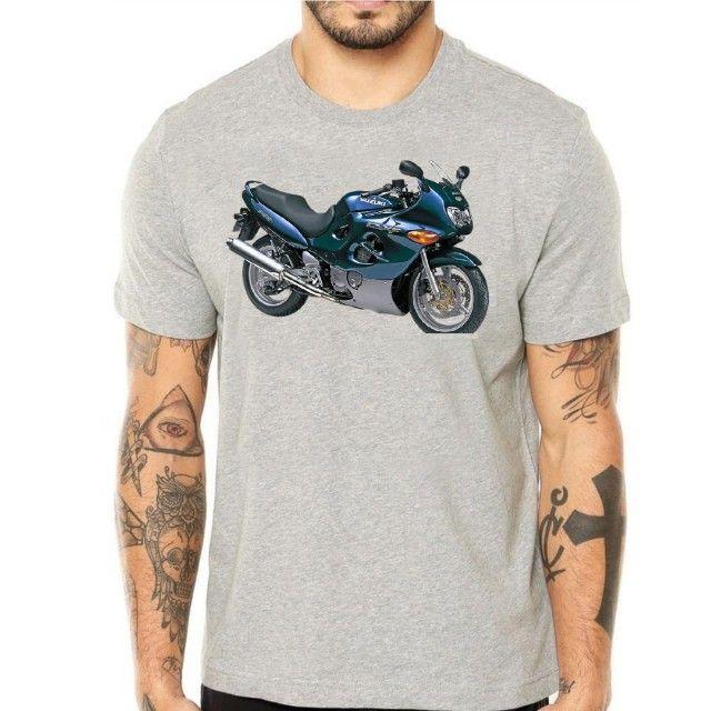 Camisetas Moto - Suzuki - Foto 2