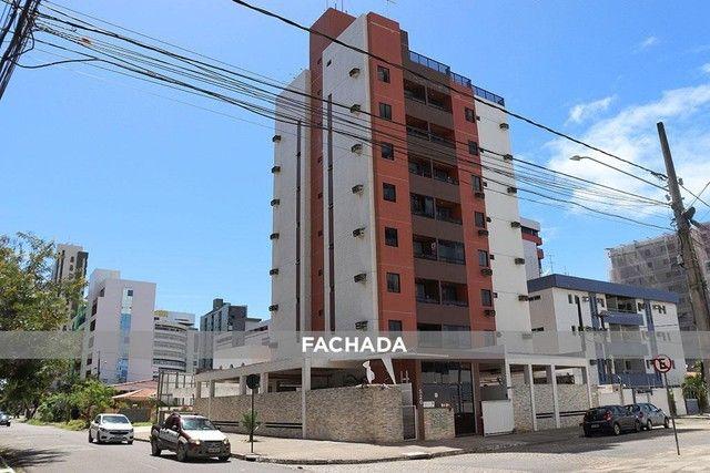 Apartamento com 2 dormitórios à venda, 65 m² por R$ 320.000,00 - Cabo Branco - João Pessoa