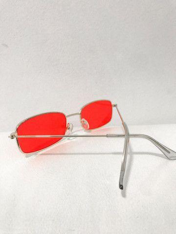 Óculos de Sol Hippie Proteção Uv400  - Foto 4