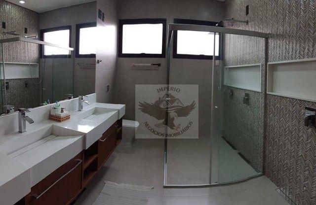 Casa térrea em condomínio de alto padrão Alphaville IV - Foto 8