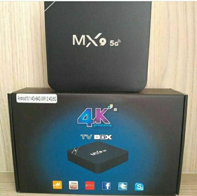 Tv Box 4K 64G/4Ram MX9 - Foto 2