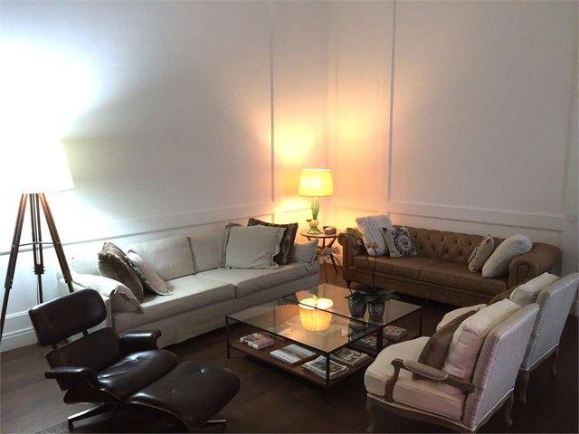 Apartamento para alugar com 4 dormitórios em Campo belo, São paulo cod:REO570748 - Foto 6