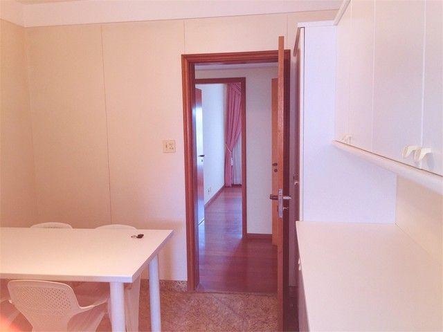 Apartamento para alugar com 4 dormitórios em Santo amaro, São paulo cod:REO98676 - Foto 15