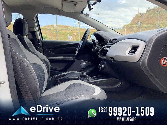 Chevrolet Onix LT 1.0 Flex 5p Mec. - Completo - Financio - Novo - Troco - Uber - 2015 - Foto 17