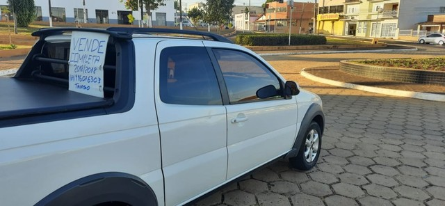 Imperdível: Fiat Strada CD Hard Working 1.4 - Foto 10