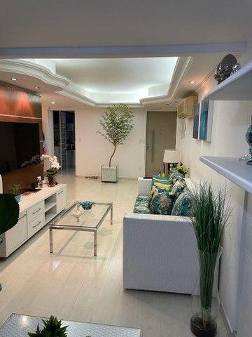Apartamento para venda tem 127 metros quadrados com 3 quartos em Ponta Verde - Maceió - Al - Foto 5