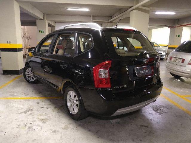 Carens 2011/2012 2.0 EX 16V Gasolina 4P 7 Lugares Automático - Foto 4