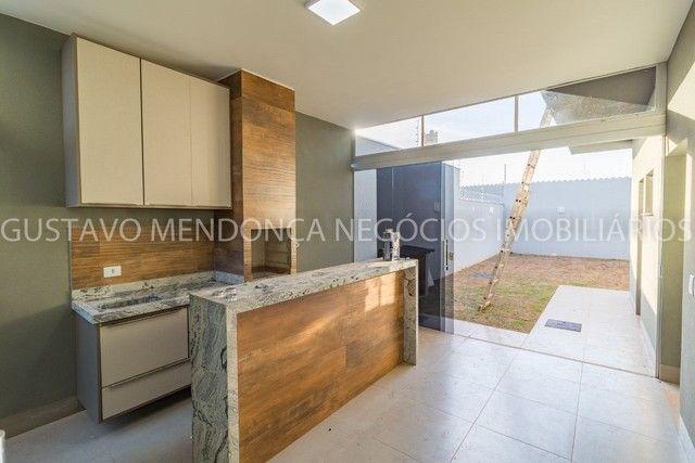 Belíssima casa-térrea no Rita Vieira 1 - Alto padrão de acabamento!! - Foto 4