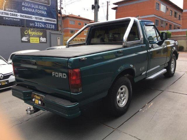 Ford F1000 XL 4.9i 1997/1998 - Foto 6