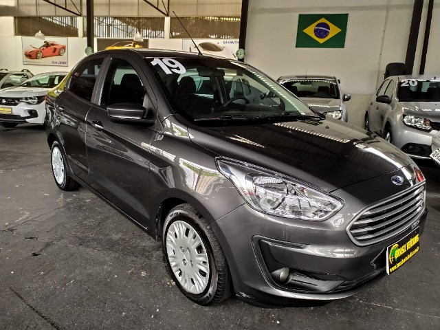 Ford KA Sedan 1.5  SE Flex ( Aceitamos troca e financiamos )  - Foto 2