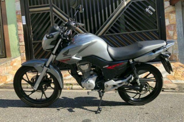 CG 160 R$ 10.800 - Foto 2