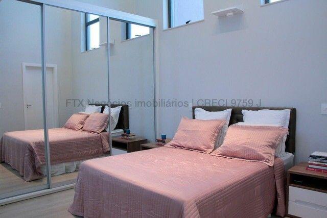 Lindo Flat mobiliado e decorado - Cobertura - Santa Fé - Foto 11