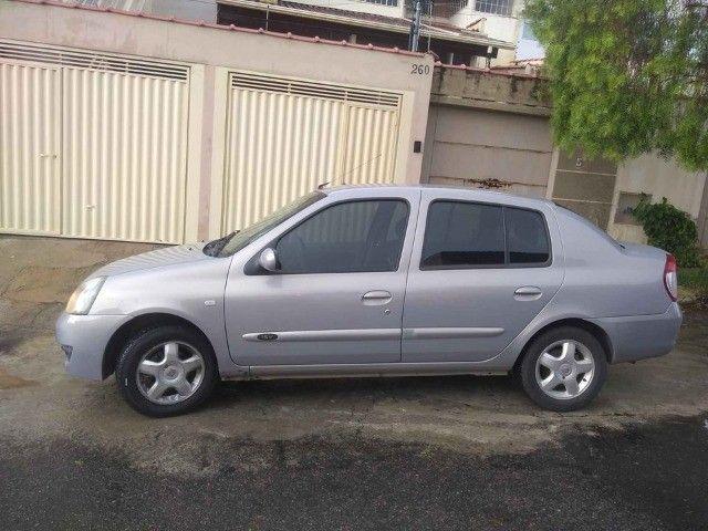 Renault Clio Sedan Flex Completo - Foto 6
