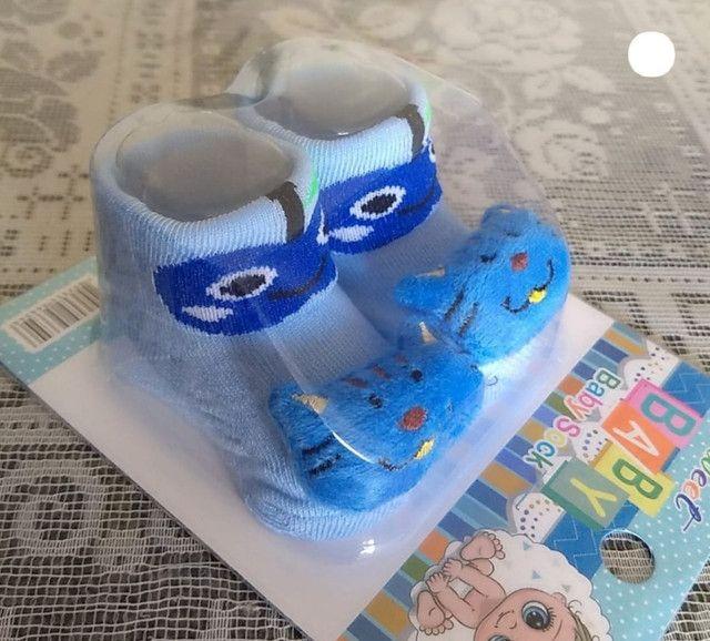 Promoção pantufas infantis 15,00 - Foto 5