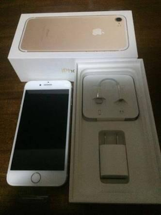 IPhone 7 128gb dourado 12 de 325