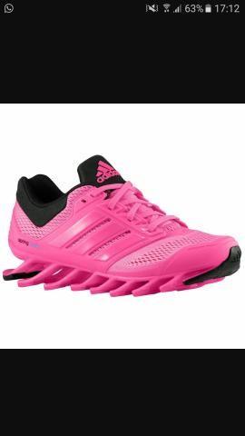 adidas springblade rosa olx